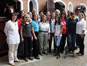 Women & Horses Haras Lagoinha Brazil Clinic Participants, April 2-3, 2011